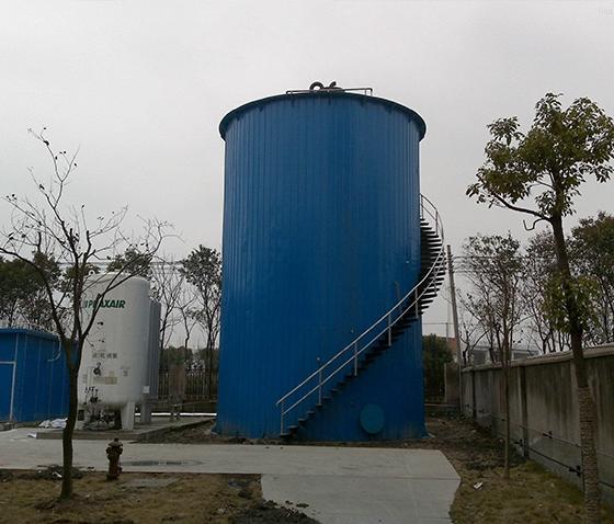 污水处理工业气体案例