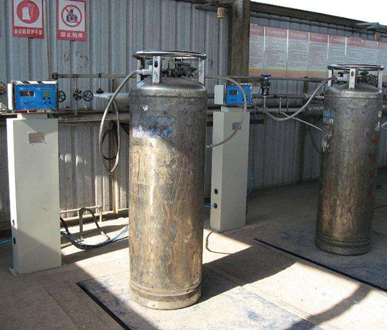 电子行业工业气体供应